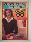 Almanah  CONVORBIRI  LITERARE -1988, Alta editura