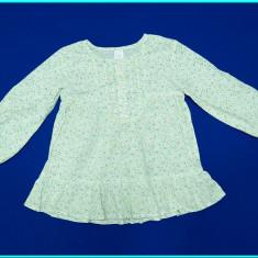Bluza bumbac, doua lungimi la maneca, C&A _ fetite | 18 - 24 luni | 92 cm, Marime: Alta, Culoare: Alb, Fete