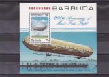Transporturi ,200 ani prim zbor,Zeppelin,Barbuda., Aviatie, Nestampilat