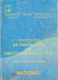 GH. BOTEA, I. LES, A. TICLEA, V. BARBU, V. LOZNEANU - INSTITUTII DE DREPT CIVIL SI DREPT PROCESUAL CIVIL. CURS SELECTIV PENTRU LICENTA { 2004}