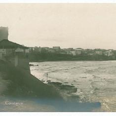 1858 - CONSTANTA - old postcard, real PHOTO - unused
