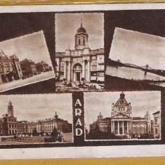 ARAD 1947 - Carte Postala Crisana dupa 1918, Circulata