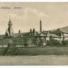 1602 - Bukowina, DORNA WATRA - old postcard, CENSOR - used - 1916