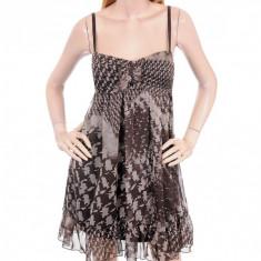 Rochie Maro cu Bretele - Rochie de zi, Marime: M, Culoare: Din imagine