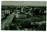 1616 - SULINA, Tulcea, Panorama - old postcard - used, Circulata, Printata