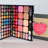 Trusa multifunctionala 72 culori make-up farduri