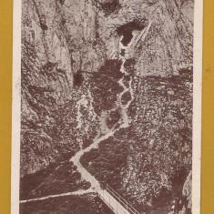 TURDA CHEILE TURZII 1935 - Carte Postala Transilvania dupa 1918, Circulata