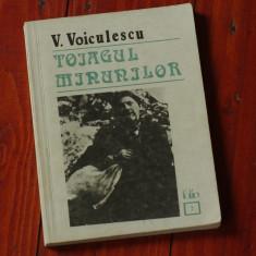 Carte -- Vasile Voiculescu - Toiagul Minunilor - 1991 - 160 pagini - Nuvela