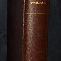 Emile Durkheim L' EDUCATION MORALE Ed. F. Alcan 1925 legata prima editie - Carte Sociologie