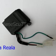 Cdi + Bobina inductie scuter Malaguti F10 / F12 / F15 Centro / Ciak / Croser / Yesterday - Bobina inductie moto