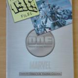 X-Men 198 Files Index Marvel Comics - Reviste benzi desenate