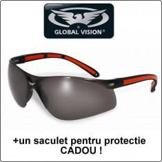 Ochelari de soare Matrix, produsi de Global Vision - SUA ! Lentile SUPER SAFE fumurii ! FOTOGRAFII REALE ! Cadou : un saculet pentru protectie ! - Ochelari de soare Global Vision