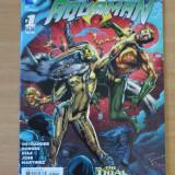 Aquaman Annual #1 DC Comics - Reviste benzi desenate