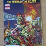Iron Man - The Coming Of The Melter #1 One-Shot Marvel Comics Variant Cover - Reviste benzi desenate