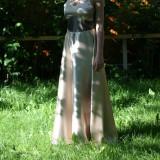 Rochie de ocazie - Rochie ocazie, Culoare: Auriu, Marime: 36, Auriu