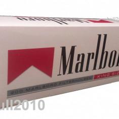 Tuburi MARLBORO RED 200 tuburi tigari / cutie de injectat tutun, filtre tigari