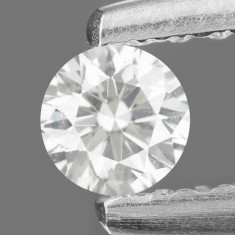> > DIAMANT NATURAL ALB - 0, 12ct. - 3, 18 mm diametru - superb ! ! !