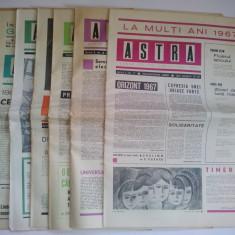 Lot 7 reviste ASTRA, anii '60