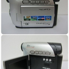 Camera video SAMSUNG VP-D364W, 2-3 inch, Card Memorie, 30-40x