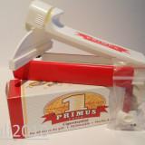 Aparat pentru injectat tutun - PRIMUS - injector tutun, tigari - Aparat rulat tigari