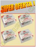 Tuburi CARTEL 1000 tuburi/cutie, 4 x 1000 TUBURI tigari, filtre tigari rosu