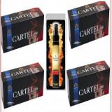 4 X CARTEL 500 tuburi, filtre / cutie = 2000 TUBURI + AROMA PENTRU TUTUN - Foite tigari
