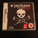 JOC NINTENDO DS MTV JACKASS THE GAME DS ORIGINAL / STOC REAL / by DARK WADDER