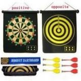 Darts magnetic, cu suprafata dubla de joc