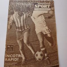 Revista SPORT (martie1968) PETROLUL Ploiesti