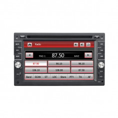 DVD Player Auto GPS / Navigatie Auto 2 DIN cu GPS Bluetooth TV USB SD Card si Telecomanda