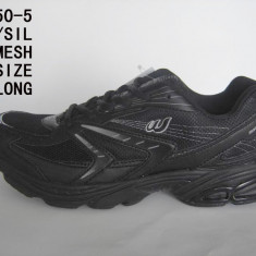 Pantofi dama sport-WINK-JF 650-5 - Adidasi dama Wink, Culoare: Negru, Marime: 36, 37, 39, 40