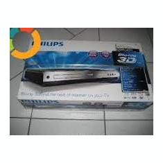 BLUE RAY 3D PHILIPS BDP 5180 - Blu-ray player Philips, 5.1 output: 1, DVI: 1, HDMI: 1, SCART: 1, LAN: 1
