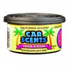 California Car Scents odorizant cu aroma de Citrice / Squash Blossom - Odorizant Auto