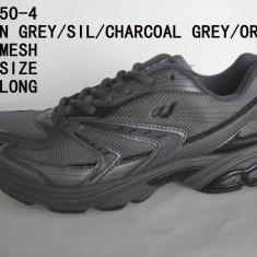 Pantofi dama sport -WINK-JF 650-4 - Adidasi dama Wink, Culoare: Gri, Marime: 36, 37, 38, 39, 40, 41