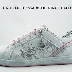 Pantofi dama sport-WINK-FS 976-1 - Adidasi dama Wink, Culoare: Alb, Marime: 36, 39, 40, 41