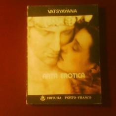 Vatsyayana Arta erotica, Alta editura