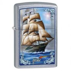 Bricheta Zippo Mazzi Tall Ship 28425 - Bricheta Cu benzina
