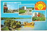 #carte postala(ilustrata)-NEPTUN-colaj