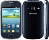 Samsung galaxy fame, 4GB, Albastru, Neblocat