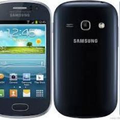 Samsung galaxy fame - Telefon mobil Samsung Galaxy Fame, Albastru