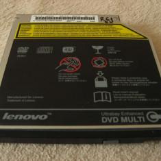 Unitate optica DVD-RW IDE PATA laptop Lenovo ThinkPad R61, GMA-4082N-Z, 39T2723 - Unitate optica laptop