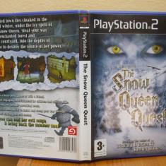 The Snow Queen Quest (PS2) (ALVio) + sute de alte jocuri ps2 originale (VAND SCHIMB), Actiune, 3+