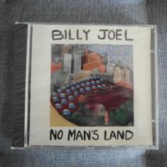 Vand CD original Columbia Records, Billy Joel - No Mans Land, single 1993, NOU in tipla - Muzica Pop