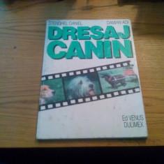 DRESAJ CANIN  -- Stenghel Daniel, Damian Adi  - 1997, 37 p., Alta editura