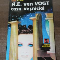 A E VAN VOGT - CASA VESNICIEI. Sf - Carte SF
