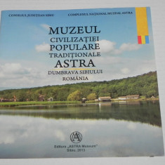 GHID MUZEUL CIVILIZATIEI POPULARE TRADITIONALE ASTRA DUMBRAVA SIBIULUI - Album Muzee
