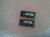 DDR -2X 512 Mb, Dual channel