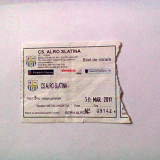 Alro Slatina - bilet acces
