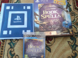 vand joc ps3,playstation 3,aventura ,7+,pt copii,nou,sigilat,BOOK OF SPELLS,SET carte si joc