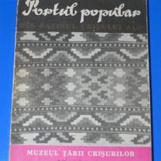 TEREZA MOZES - PORTUL POPULAR DIN BAZINUL CRISULUI ALB - Album Muzee